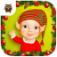 Sweet Baby Girl Christmas Fun and Santa Gifts - No Ads